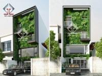 Thiết kế nhà cây xanh Tp.HCM