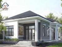 Thiết kế nhà phố Chị Hạnh