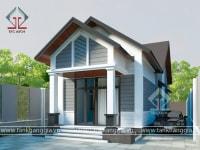 Thiết kế nhà phố chị Vy