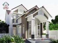 Thiết kế nhà phố Anh Tuấn