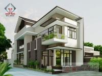 Thiết kế nhà Cô Huệ Xuân Lộc