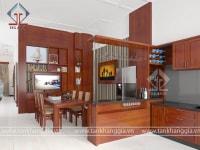 Thiết kế nội thất Chú Đăng