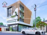 Thiết kế văn phòng Long Khánh