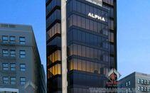 Thiết kế văn phòng Alpha Tower