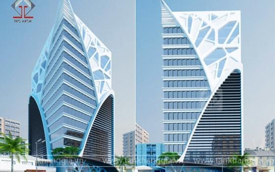 Thiết kế Văn phòng Cambodia